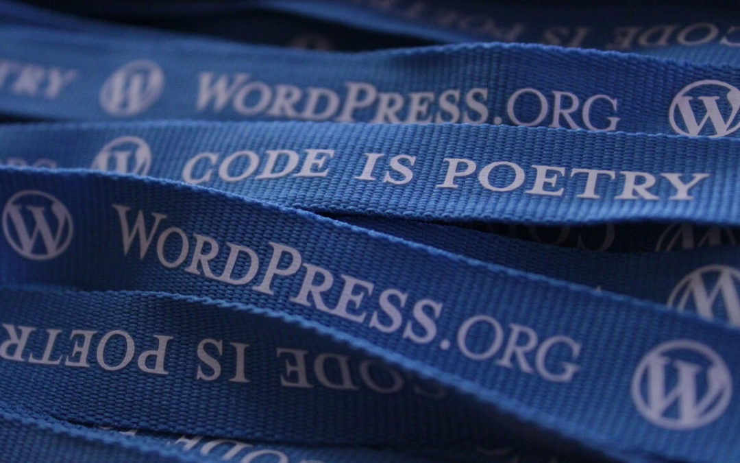 A Look at Why I Use WordPress…